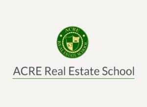 Acre Real Estate School