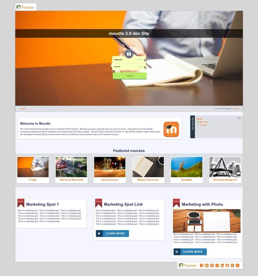 pioneer-homepage
