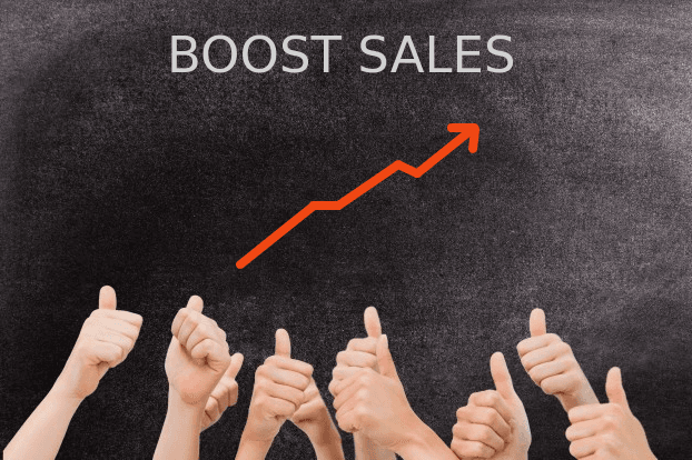 boost sales moodle courses