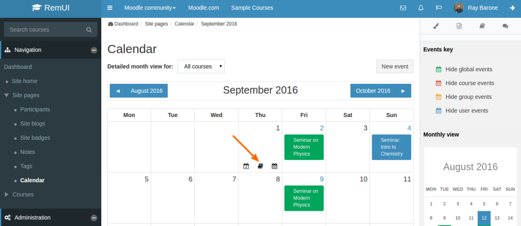 edwiser-remui-calendar-activity