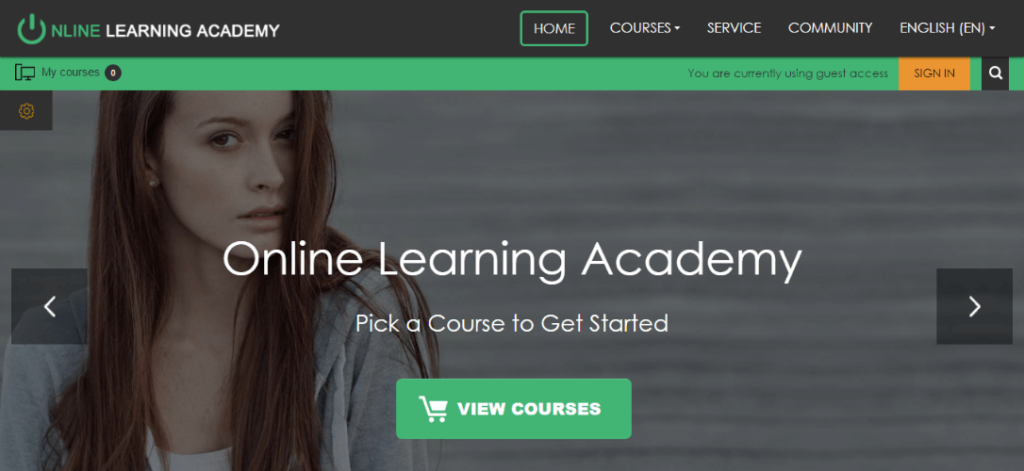 Online-Learning-Academy-Moodle-Theme