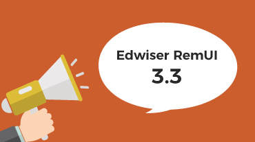 Edwiser RemUI 3.3 Gets a New, Cleaner Profile Page