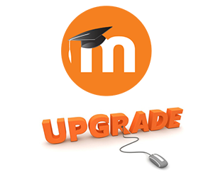 moodle upgrade