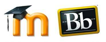 moodle and blackboard