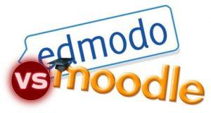moodle vs edmodo