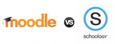 moodle versus schoology