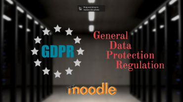 GDPR for Moodle