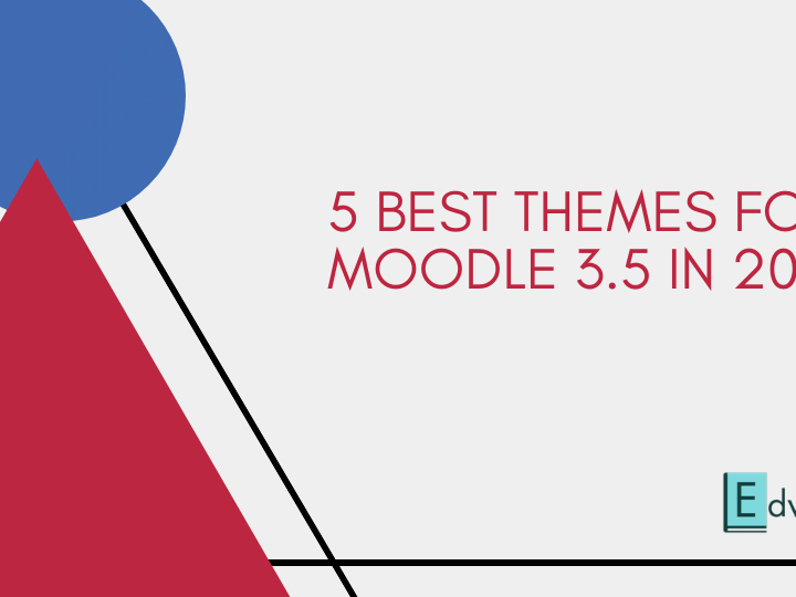 5 Best Themes for Moodle 3.5 in 2020