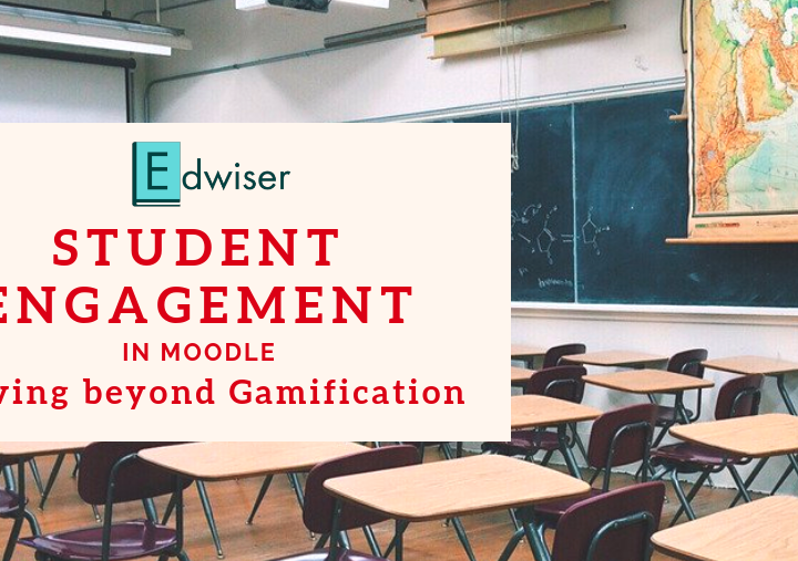 Student Engagement in Moodle – Moving Beyond Gamification