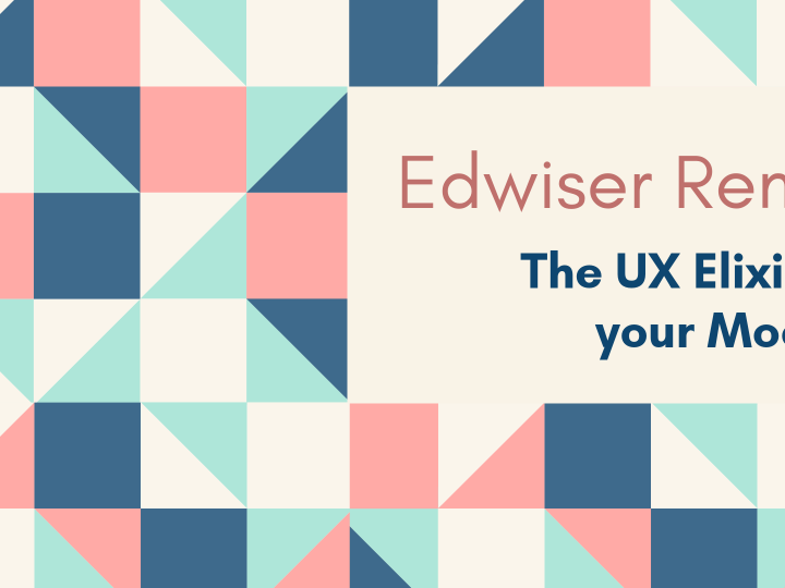 Edwiser RemUI – The UX Elixir for Your Moodle