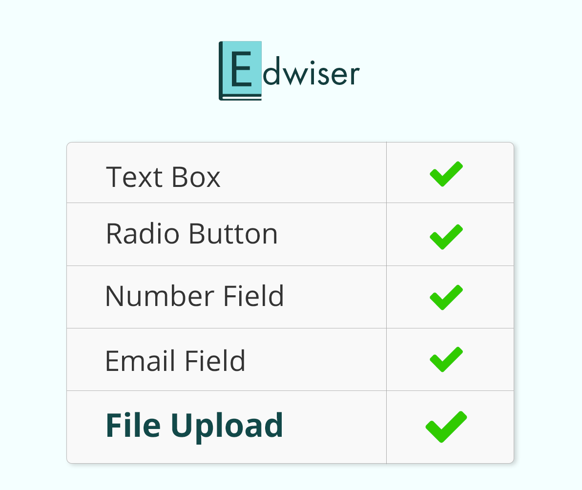 Edwiser Forms Moodle