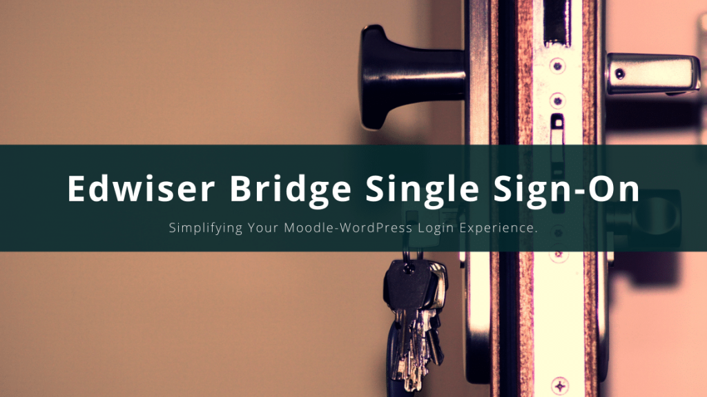 Edwiser Bridge Single Sign-On