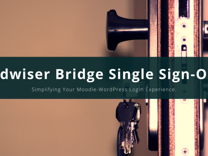 Single Sign-On: Your One-Stop Moodle WordPress Login Solution