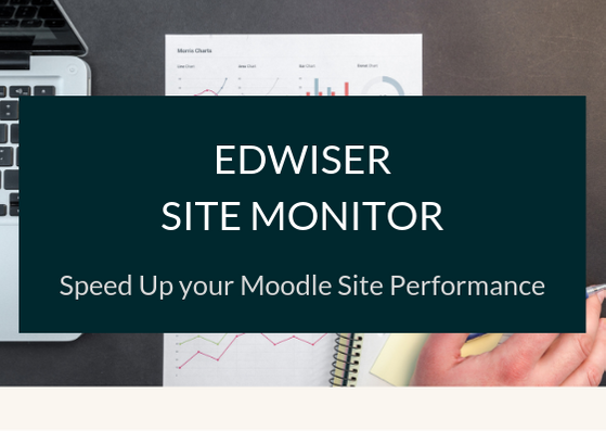 Edwiser Site Monitor - Speed Up Your Moodle Site Performance