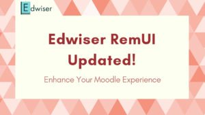 Moodle Theme Edwiser RemUI Updated