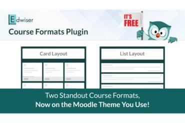 Edwiser Course Formats Plugin FREE