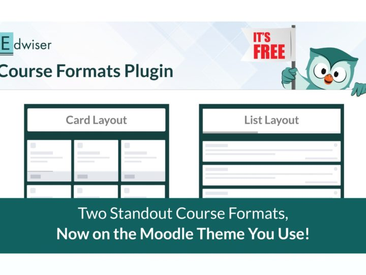 2 New Intuitive Course Formats on the Moodle Theme You Use!