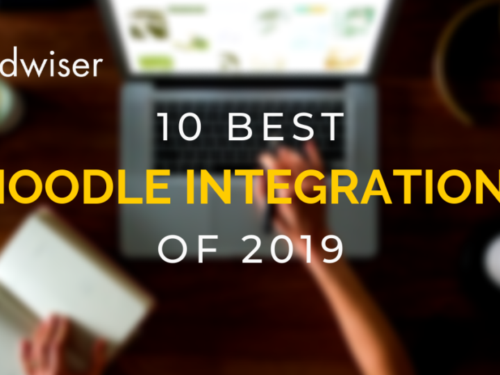 10 Best Moodle Integrations of 2019 You Just Can't Miss