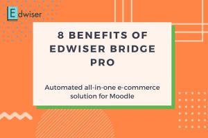 8 benefits of EDWISER BRIDGE PRO