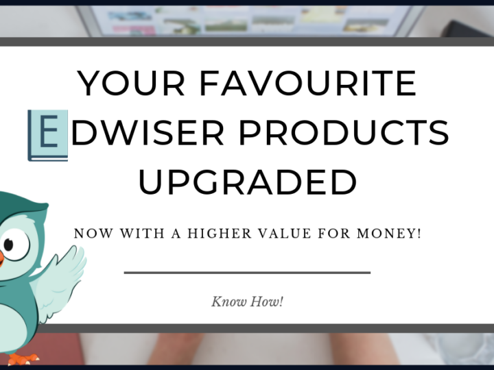 Your Favourite Edwiser Products, Now More Value for Money