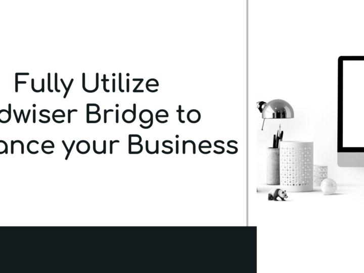 Fully Utilize Edwiser Bridge to Enhance Your Business