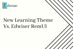 New Learning Theme vs. Edwiser RemUI