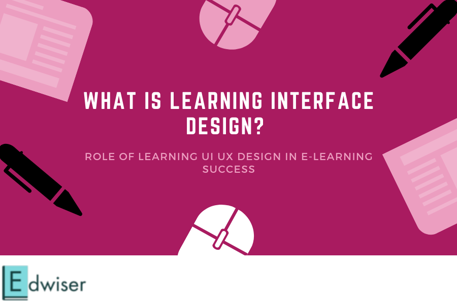 What is learning UI UX Design