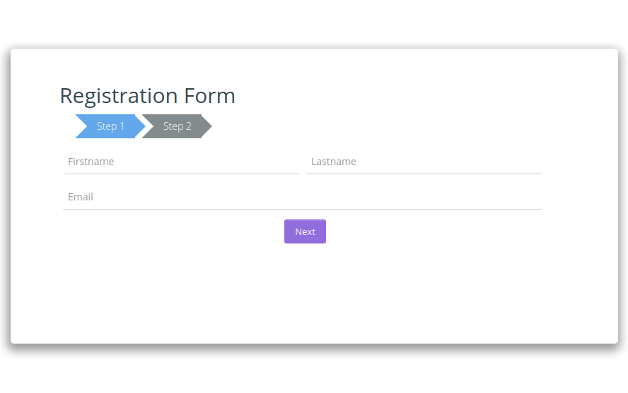 Multi Page Forms in Moodle using Edwiser Forms Pro