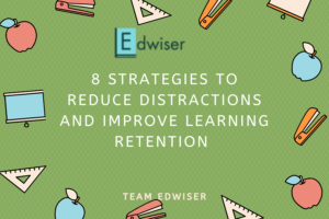 8 strategies to reduce distractions in e-Learning