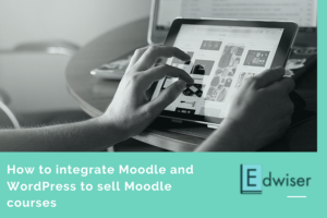 Moodle WordPress Integration with Edwiser Bridge
