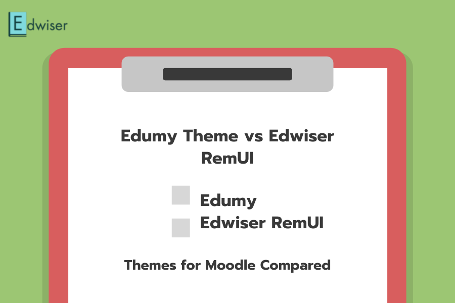 Edumy vs Edwiser RemUI